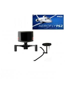 Bundle Trackir 5 + TrackClip Pro + Aerofly FS2