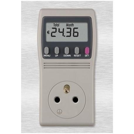 WattKiller: Wattmetre & Moniteur de Coût Energétique RMS de Haute Précision